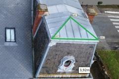 Photogrammétrie ( prise de mesures précision +-2cm )