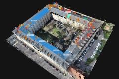 Numérisation du bâtiment quai Wiltzer Metz
