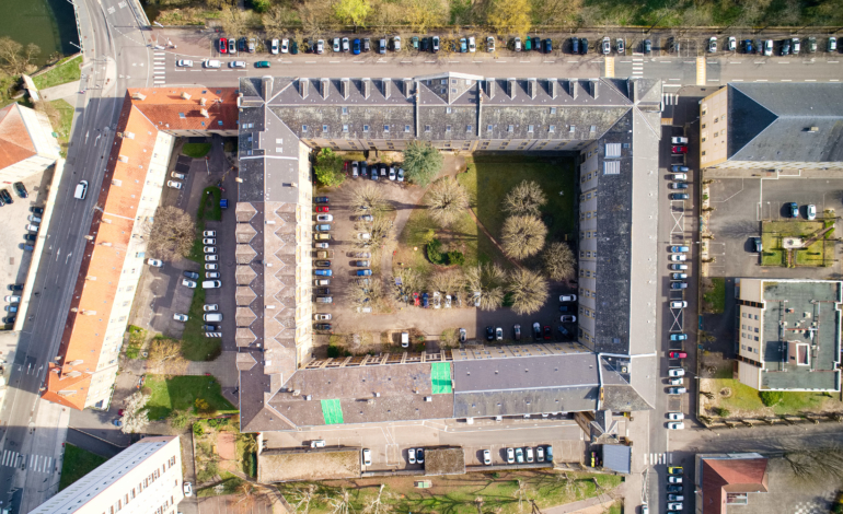 Prise de vue drone luxembourg metz