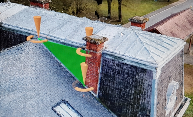 photogrammétrie luxembourg metz drone