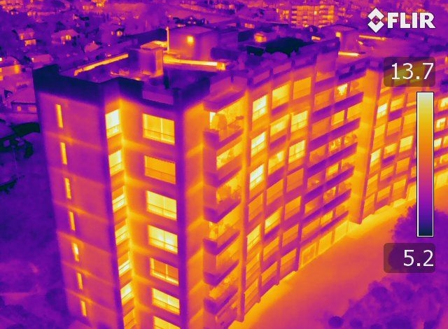 thermographie drone luxembourg